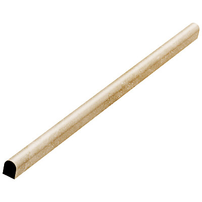 Ivory Honed 1,5x30,5 Pencil Liner Traverten Pervaz Cubugu