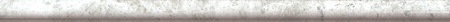 Silver Shadow Honed 1,5x30,5 Pencil Liner Mermer Pervaz Cubugu