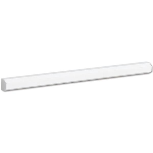 Aspen White Honed 1,8x30,5 Pencil Liner Mermer Pervaz Cubugu