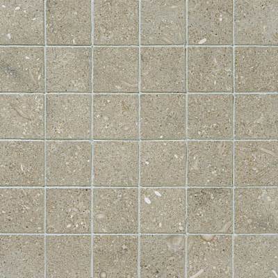 Olive Green Honed 30,5x30,5 5x5 Limestone Mozaik