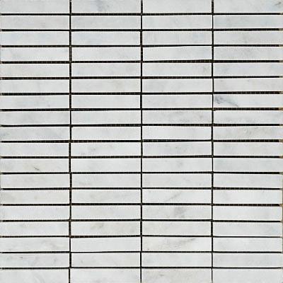 Avenza Honed 30,5x30,5 15x75 Mermer Mozaik