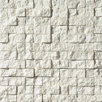 Champagne Rock Face 32x32 1x1 Limestone Mozaik