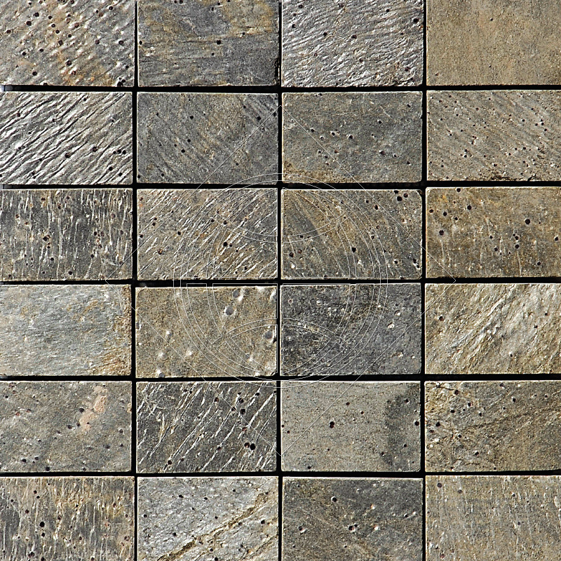 Fume Gray Natural Cleft 30,5x30,5 50x75 Slate Mozaik