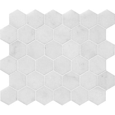 Avalon Polished 26,5x31 Hexagon Mermer Mozaik