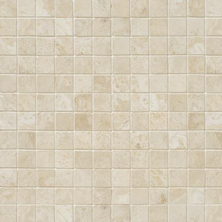 Ivory Honed&filled 30,5x30,5 2,3x2,3 Traverten Mozaik