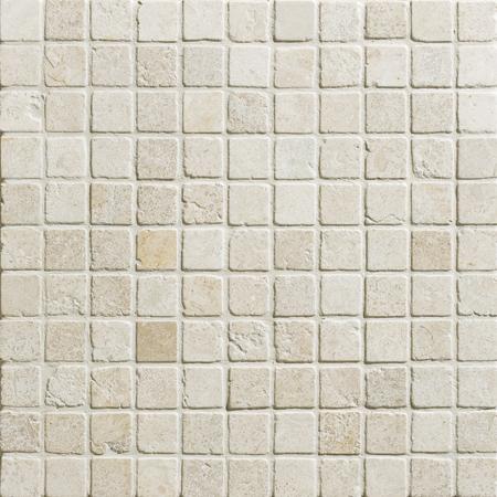 Seashell Tumbled 30,5x30,5 2,3x2,3 Limestone Mozaik