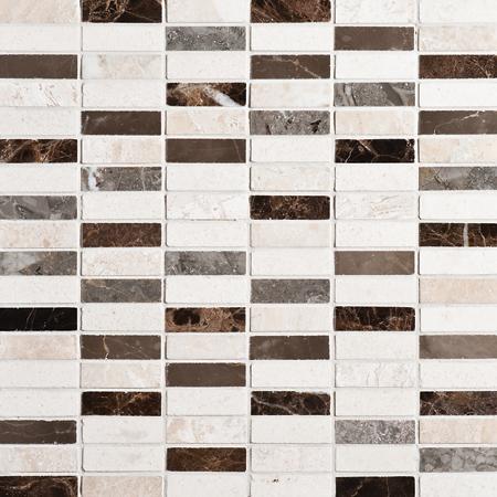 Florence Polished 30,5x30,5 1,5x5 Mermer Mozaik