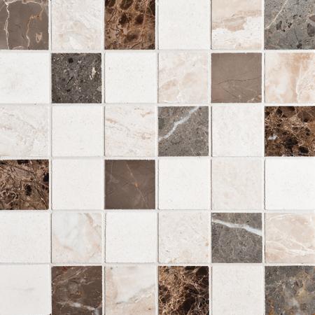 Florence Polished 30,5x30,5 5x5 Mermer Mozaik