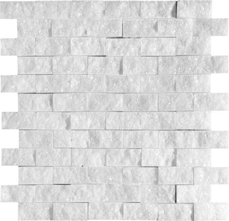 Avalon Rock Face 32x32 2,5x5 Mermer Mozaik