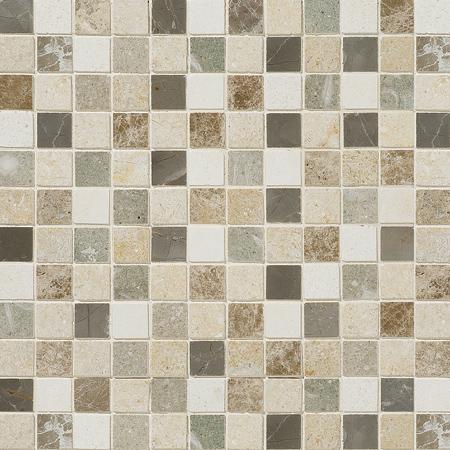 Chara Honed 30,5x30,5 2,3x2,3 Limestone Mozaik