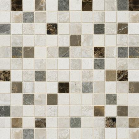 Florence Honed 30,5x30,5 1x1 Mermer Mozaik