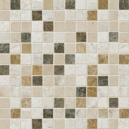 Milano Blend Polished 30,5x30,5 1x1 Mermer Mozaik