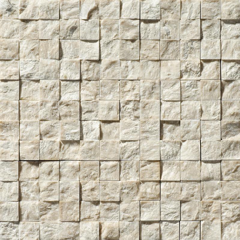 Diana Royal Rock Face 32x32 1x1 Mermer Mozaik
