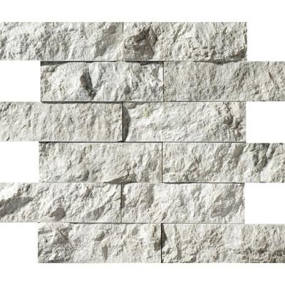 Silver Shadow Rock Face 30,5x30,5 5x15,2 Mermer Mozaik