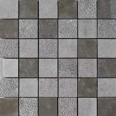 Gray Foussana Textured 30,5x30,5 5x5 Limestone Mozaik