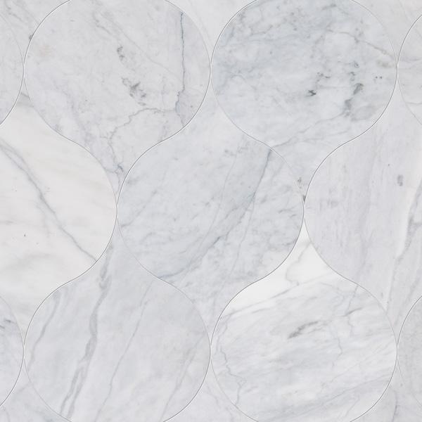 Avenza Honed&polished 12,5x17,5 Winter Leaf Mermer Fayans
