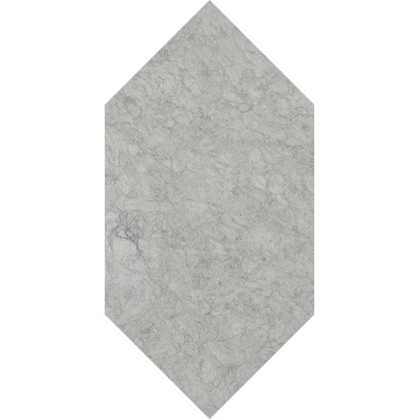 Thala Gray Dark Honed 15x30,5 Large Picket Mermer Fayans
