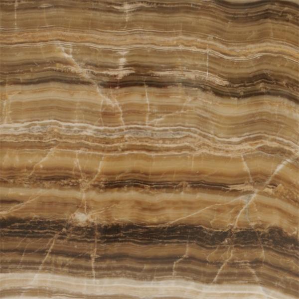 Caramel Onyx Vein Cut Polished Random 2 Cm Onyx Plaka