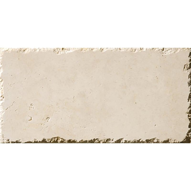 Seashell Chiselled Limestone Fayans