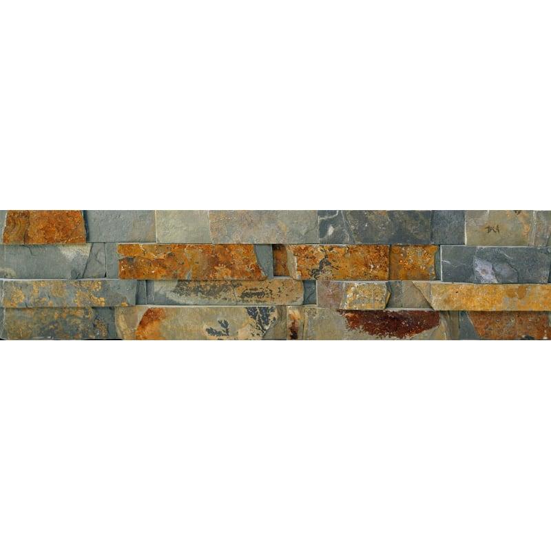 Panel Natural Cleft Rc-222 Slate Panel