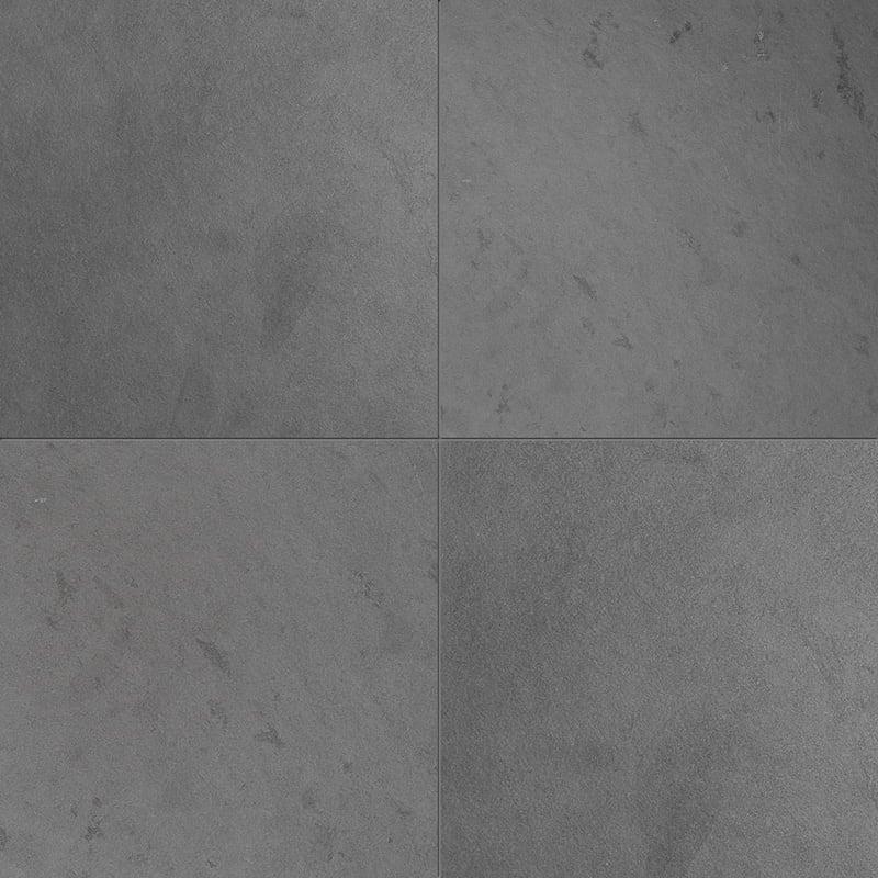 Misty Grey Natural Cleft Slate Fayans