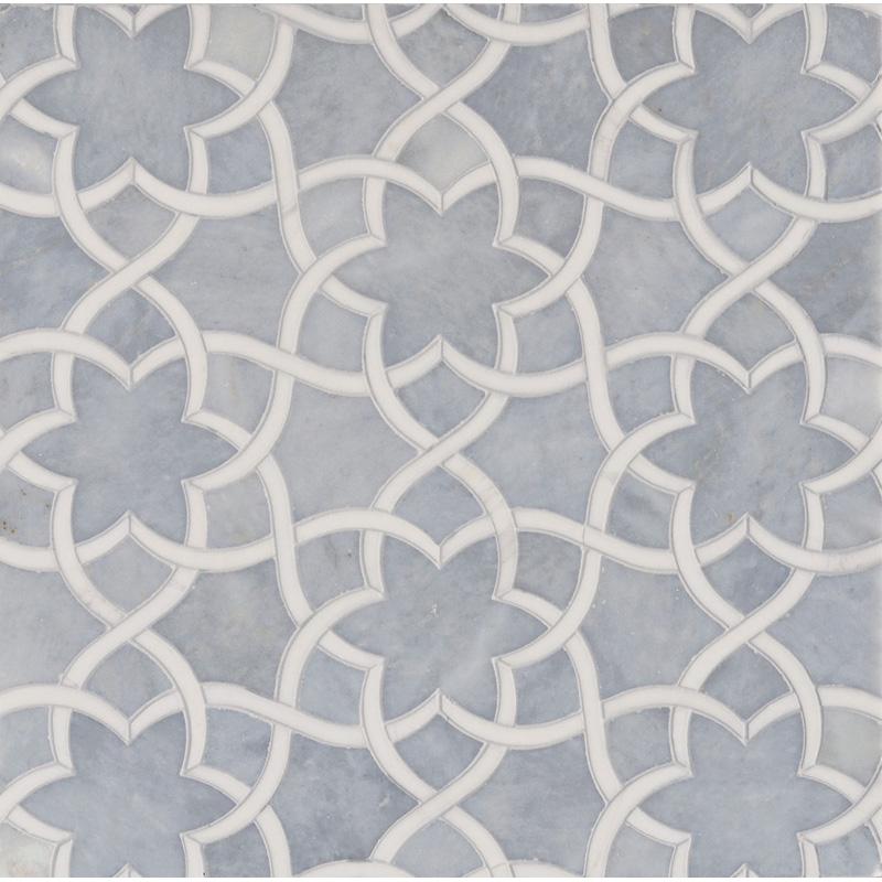 Afyon Grey, Dolomite Multi Finish 31,68x36,56 Isidore Mermer Mozaik
