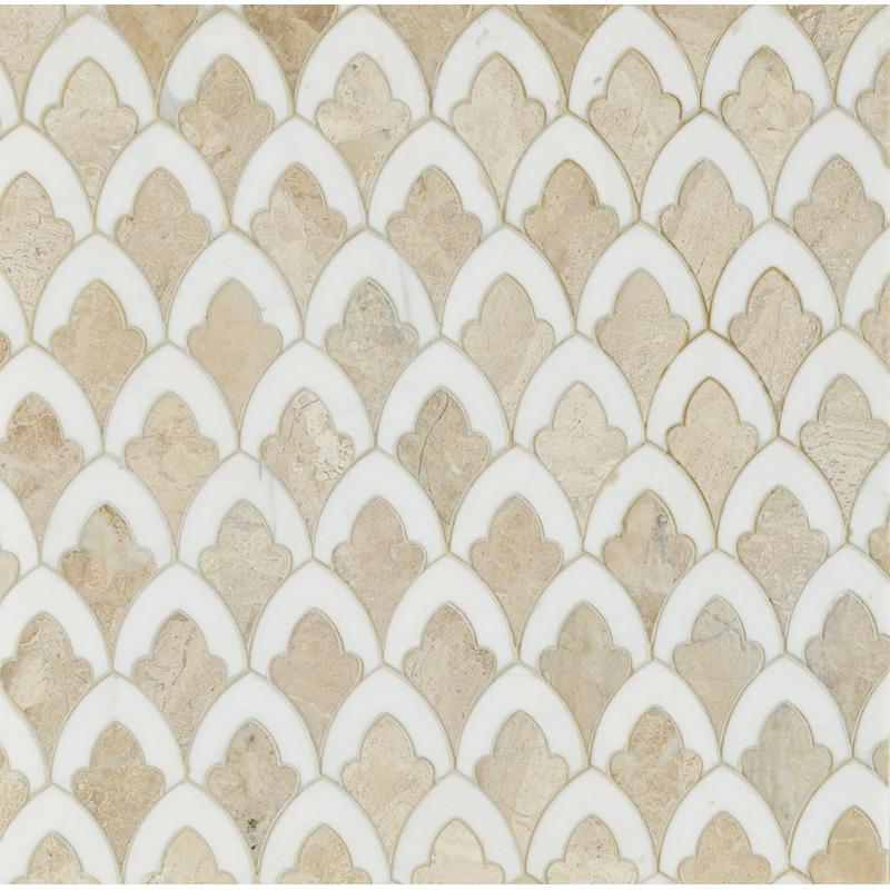 Diana Royal, Dolomite Multi Finish 22,32x34,22 Sophia Mermer Mozaik