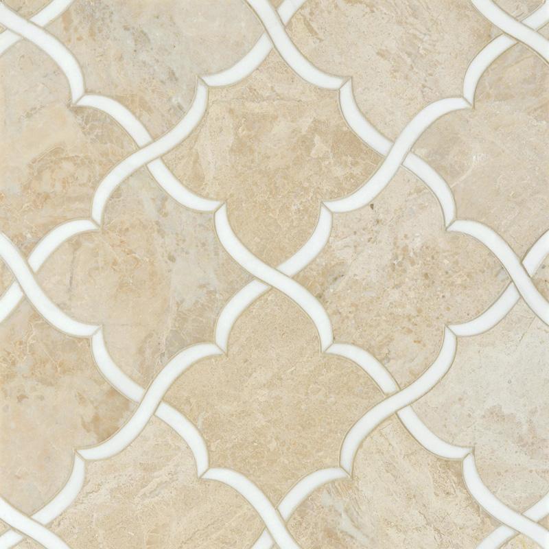 Diana Royal, Dolomite Multi Finish 30x30 Gaia Mermer Mozaik