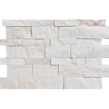 Snow White Split Face 28x43 Slides Mermer Mozaik