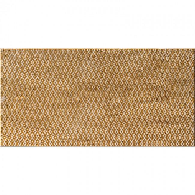 Ottoman Textile 1 Ocra 30,5x61 Mermer Fayans