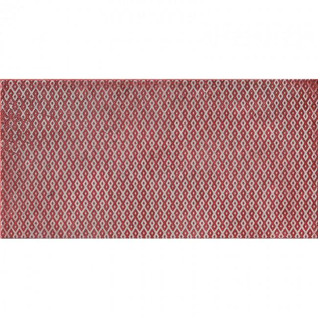 Ottoman Textile 1 Rose 30,5x61 Mermer Fayans