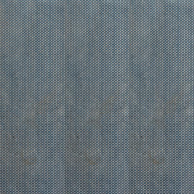 Ottoman Textile 3 Indigo 10x10 Mermer Fayans