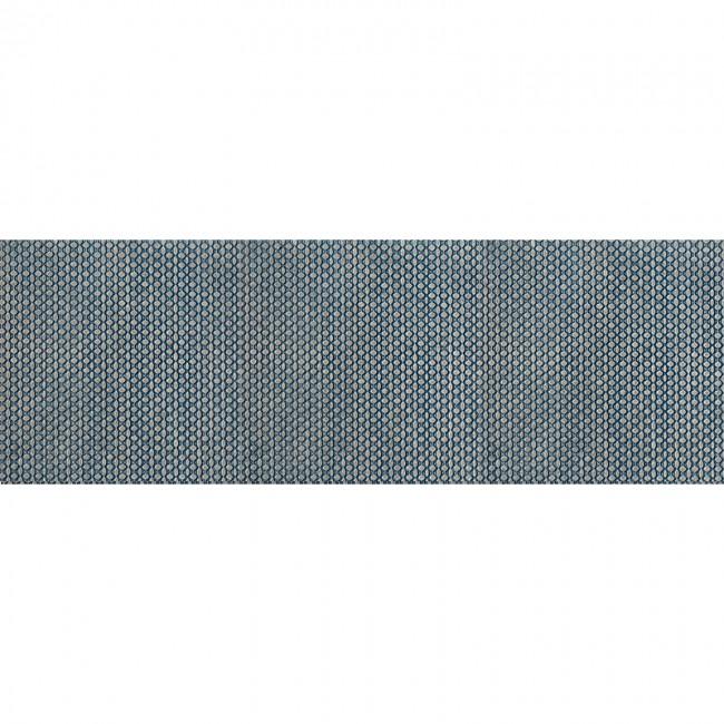 Ottoman Textile 3 Indigo 10x30,5 Mermer Fayans