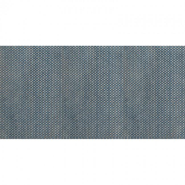 Ottoman Textile 3 Indigo 30,5x61 Mermer Fayans