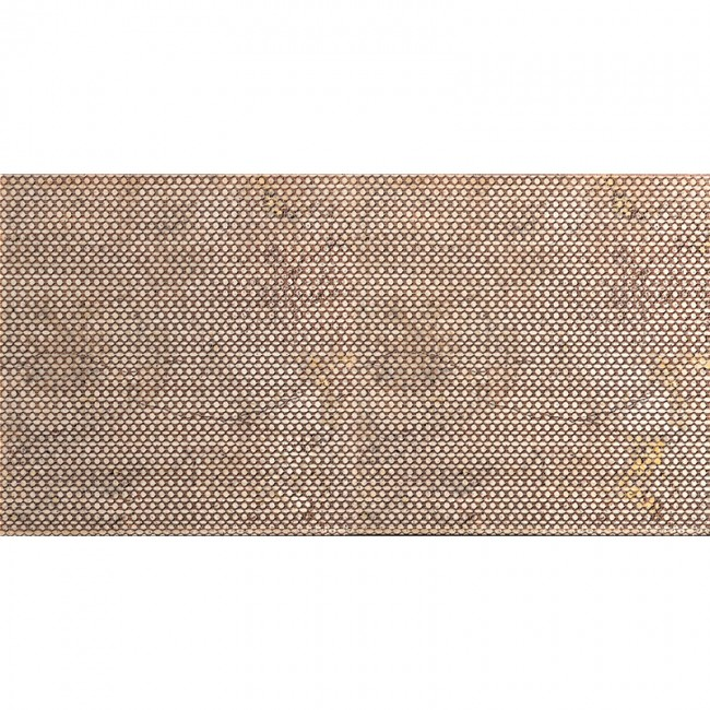 Ottoman Textile 3 Chesnut 30,5x61 Mermer Fayans