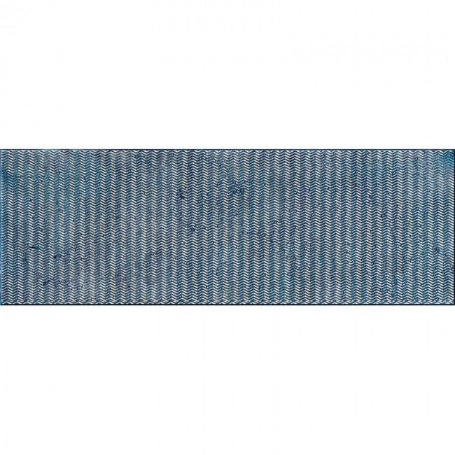 Ottoman Textile 4 Indigo 10x30,5 Mermer Fayans