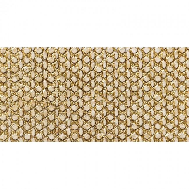 Ottoman Textile 3 Gold 30,5x61 Mermer Fayans