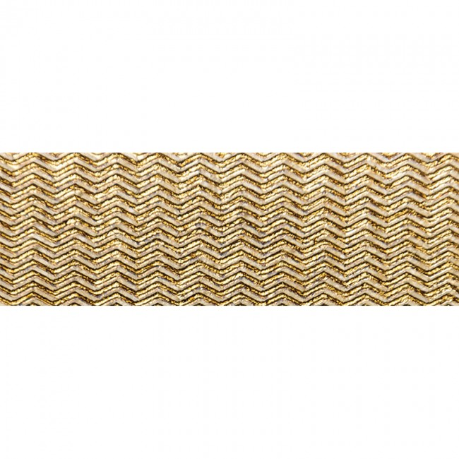 Ottoman Textile 4 Gold 10x30,5 Mermer Fayans