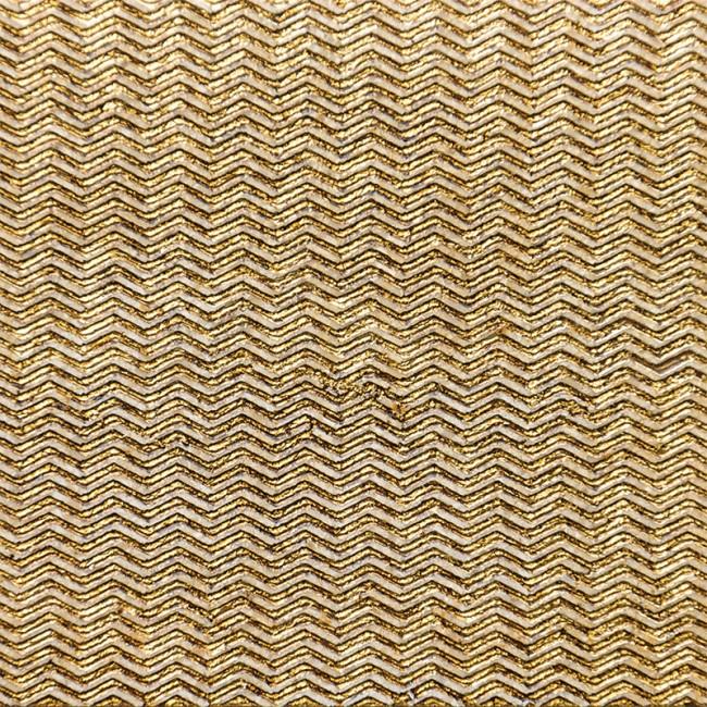 Ottoman Textile 4 Gold 30,5x30,5 Mermer Fayans