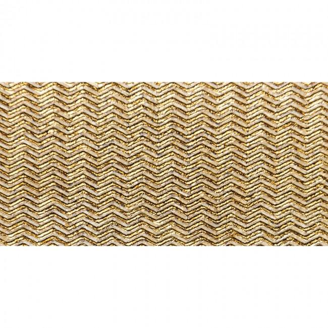 Ottoman Textile 4 Gold 30,5x61 Mermer Fayans